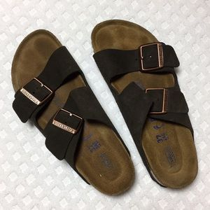 Birkenstock Arizona Sandals Size 7 Narrow